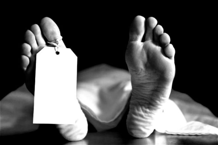 Lecturer slumps, dies in lecture hall