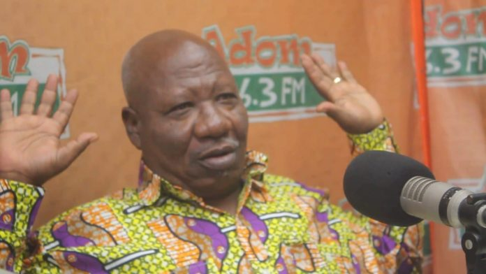 Stop the 'nonsense' on Eugene Arhin, you did worse in 8-years of Mills, Mahama – Allotey Jacobs blasts NDC
