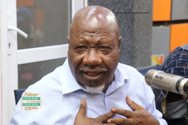 Ghana's prosperity is in the hands of Bawumia and Napo – Allotey Jacobs to NPP