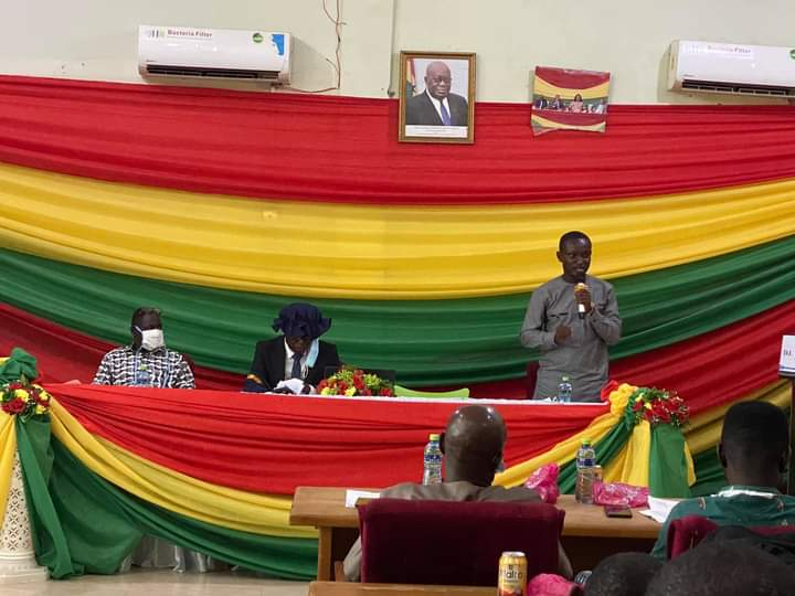 Let's come together as partners of development ~ Wassa Amenfi east MP charges Assembly Members.