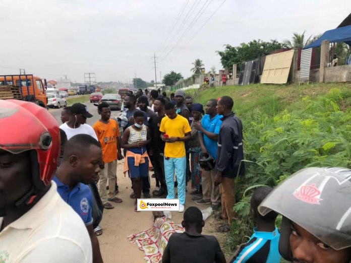 'Okada' rider stabbed to death at Satellite Junction on Accra-Nsawam Highway