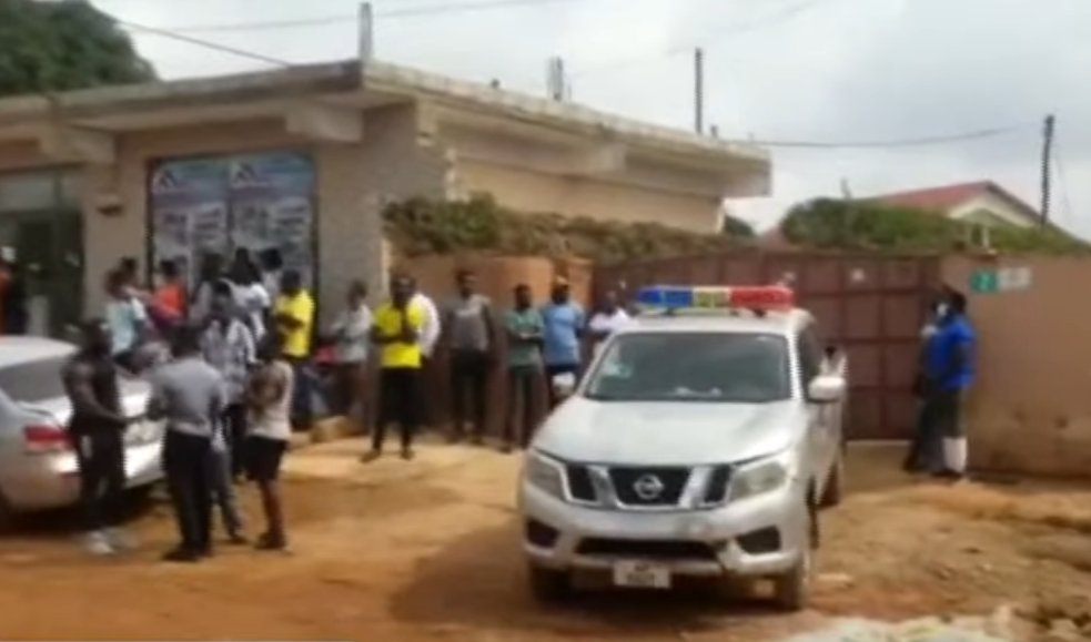BREAKING: Gym instructor shot dead at Tantra Hills [Photos]