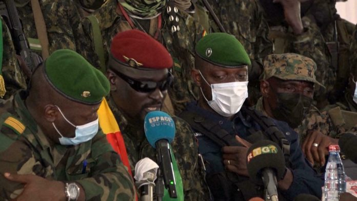 A new civilian prime minister has been appointed by Guinea's junta leader.