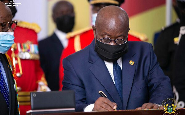 We don't need a coup to change someone in Ghana – Akufo-Addo